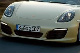 Porsche Boxster Old - all new 2013 porsche boxster gets aluminium body and a pair of