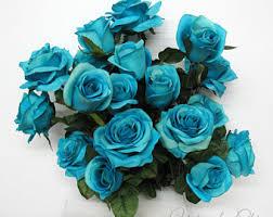 turquoise roses turquoise roses etsy