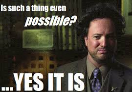 History Channel Meme Maker - ancient aliens giorgio meme generator image memes at relatably com