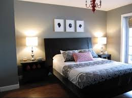 Dark Accent Wall In Small Bedroom Small Bedroom Ideas With Big Impression To View In Any