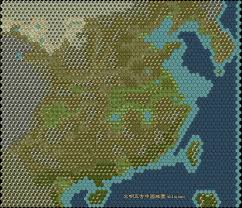 Ancient Map Ancient Map Of China 60 X 60 Civfanatics Forums