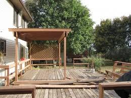 Pergola Post Anchor by How To Build A Pergola On An Existing Deck Pergola Gazebo Ideas