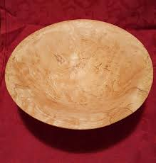 handturned unique spruce burl bowl solid wood bowl decorative