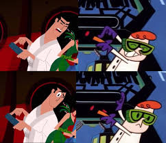 is that a dexter u0027s laboratory reference samuraijack