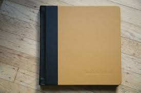 leather bound photo albums album design by gabriele lange gabriele lange