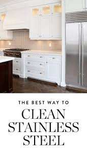 help how do you remove stains from stainless steel remove