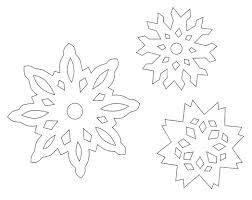 christmas crafts snow flake frosted vase 453684 coloring pages