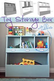 Kids Storage Lap Desk by Toy Storage Box With Cubbies Keep Your Home Organized And Your