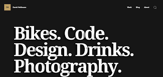 freelance layout majalah 50 inspirational creative personal portfolio websites