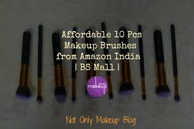 Affordable Makeup Sites Affordable Sigma Brushes Dupe Bs Mall Premium Synthetic Kabuki