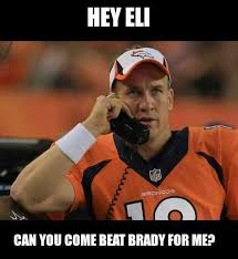 Peyton Manning Tom Brady Meme - 30 best memes of peyton manning the denver broncos destroyed by