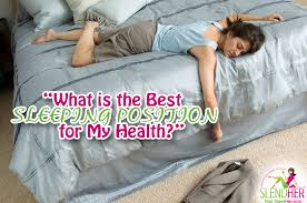 What Is The Best Bed Linen - what is the best sleeping position for my health slendher