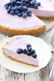 no bake blueberry cheesecake the gunny sack