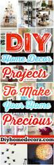 diy home decor projects to make your home precious u2022 diy home decor