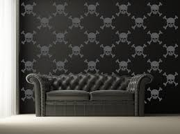 Black Damask Wallpaper Home Decor by 134 Best Creepy Cool And Odd Wallpaper Images On Pinterest