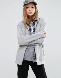 ebay women vans oversized pullover off the wall logo hoodie