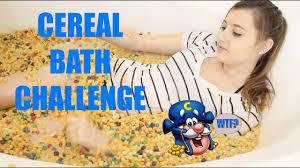 Challenge Bath Cereal Bath Challenge Crockett