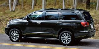 toyota suv sequoia 2013 toyota sequoia information and photos zombiedrive