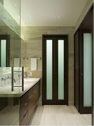 Tri Fold Doors Interior Tri Fold Door Bathroom Ideas Houzz