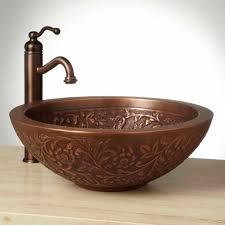 Wine Barrel Vanity Copper Bathroom Sinks Caruba Info