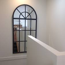 Large Arched Wall Mirror Dove Large Arched Wall Mirror Ow Rn8229l Shine Mirrors Australia