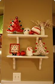 Christmas Decoration For Kitchen Island by Tour Of Our Christmas Kitchen From Thrifty Decor