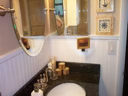 Wainscoting Over Bathroom Tile Wainscoting Height White U2014 John Robinson House Decor Tips Do It