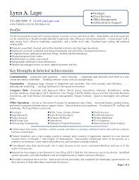 Job Resume Keywords by Resume Headline For Administrative Assistant Resume For Your Job