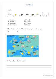 Map Worksheets Popular 256 List Forecasting Weather Map Worksheet 1