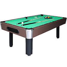 Tournament Choice Pool Table by Pool Tables 7 Ft Sears
