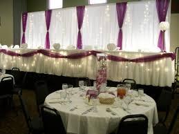 Wedding Table Set Up Enchanting Wedding Head Table Setup 31 For Your Wedding Table