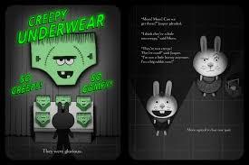 halloween underwear creepy pair of underwear book by aaron reynolds peter brown