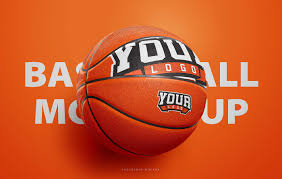 basketball ball mock up template on behance