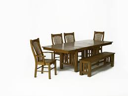 Trestle Table Bench Rectangular Trestle Table With 2 Arm Chairs 2 Side Chairs U0026 Bench