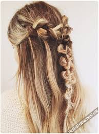 the beauty department your daily dose of pretty the macrame braid
