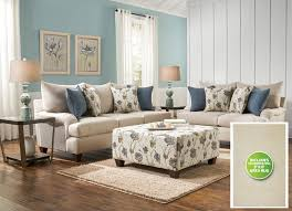 Piece Vogue Living Room Collection - Furniture living room collections