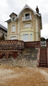 chambre d hote houlgate maison les pieds dans l eau villa houlgate bord de mer côte fleurie