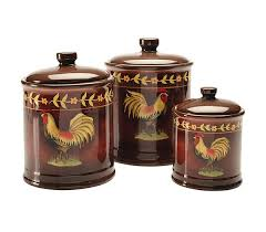 rooster kitchen canisters 18 rooster kitchen canisters primitive kitchen decor