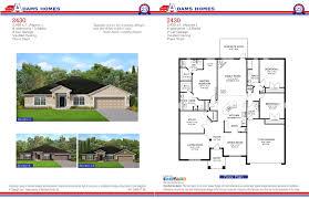 simpsons house floor plan oaks of vero adams homes