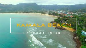 kamala beach phuket thailand october 2016 4k video youtube