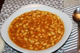 cuisiner haricots blancs recette haricots blancs en sauce recettes maroc