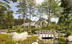 Coastal Maine Botanical Gardens Weddings Bosarge Family Education Center At The Coastal Maine Botanical