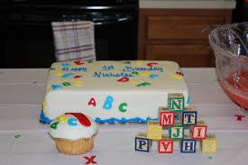 birthday cake with alphabet 28 images best 25 barney birthday