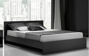 Black King Size Platform Bed Black King Size Platform Bed Frame Home Design Ideas