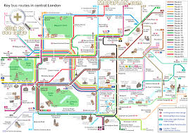 best tourist map of underground map with tourist attractions exceptional