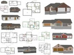 free house blueprints packages sds plans