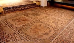 fishbourne roman palace floor plan mosaico romano de la villa del camino de albalate calanda sito