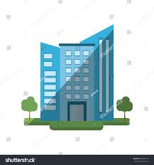 big building style icon vector illustration stock vector 530732116