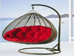 hanging swing chair outdoor wicker inspirations hammock for