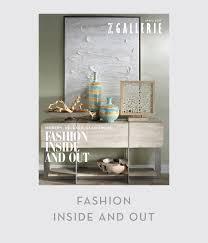 Z Gallerie Dining Room by Lookbook Z Gallerie